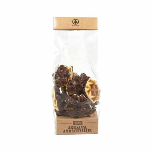 Wafeltjes chocolade - 100g
