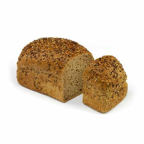 6 granenbrood - 600g