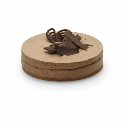 Bavarois chocolade - 6 pers.