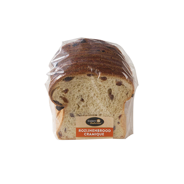 Half rozijnenbrood - 380g