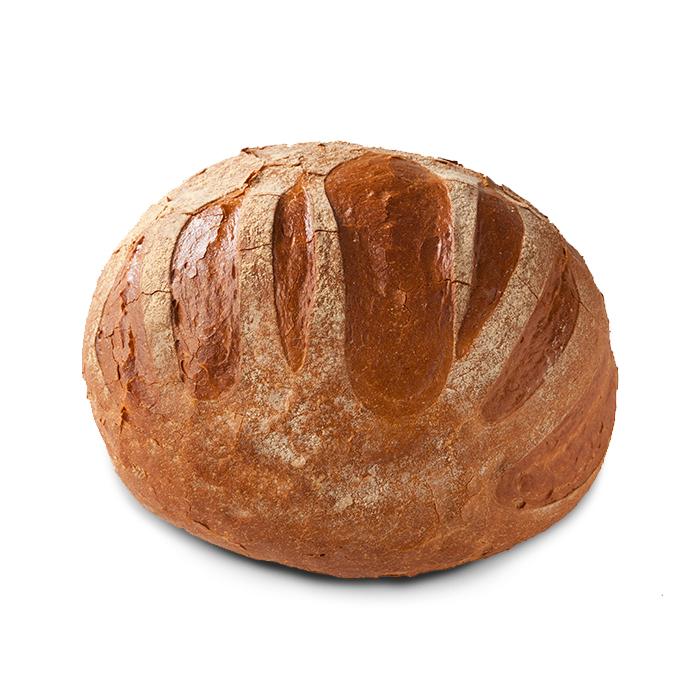 Dubbelgebakken brood - 800g