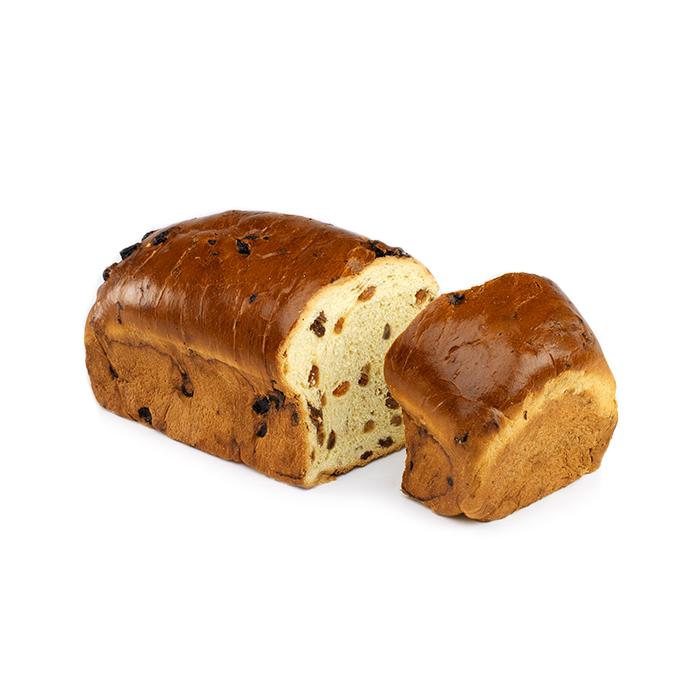 Lang rozijnenbrood - 400g
