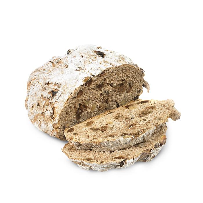 Noten & rozijnenbrood - 400g