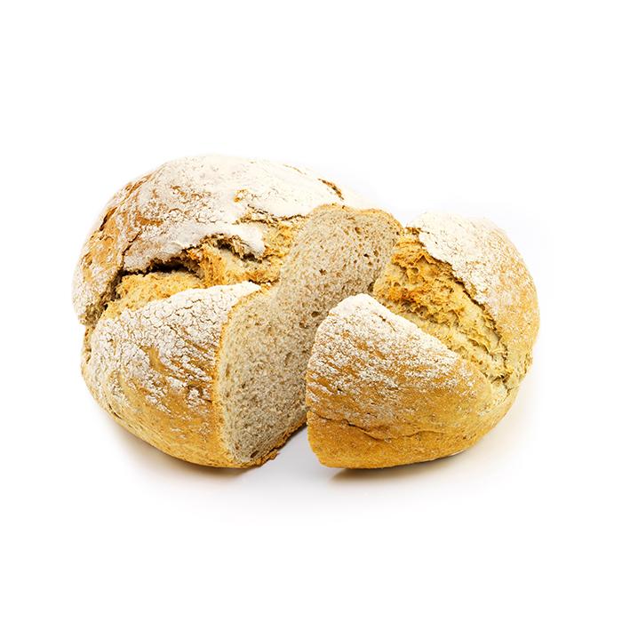 Zweeds bruin brood - 800g