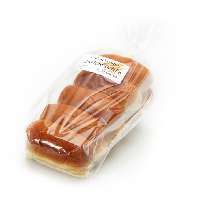 Botersandwiches - 10 st.