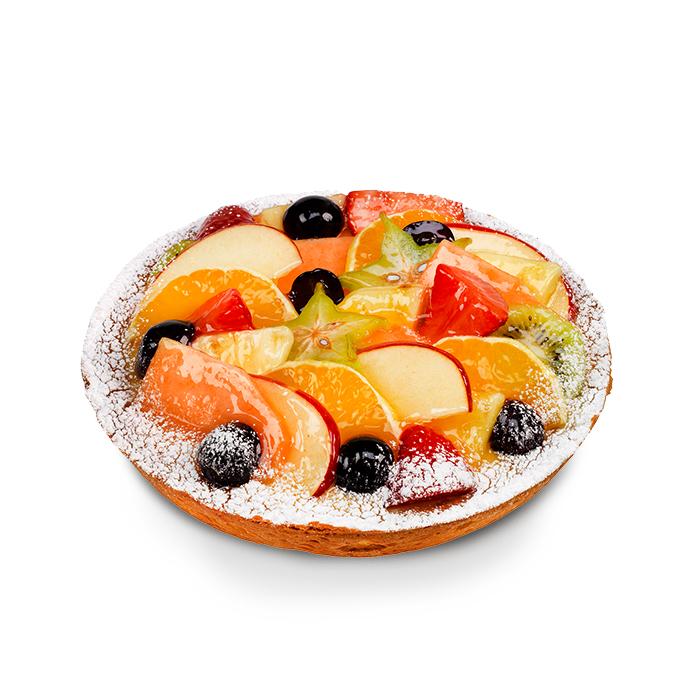 Vers fruittaart croute - 6 pers.