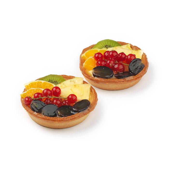 Vers fruittaartje - 2 st.