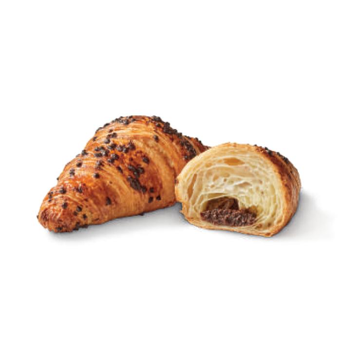 Croissant choco hazelnoten