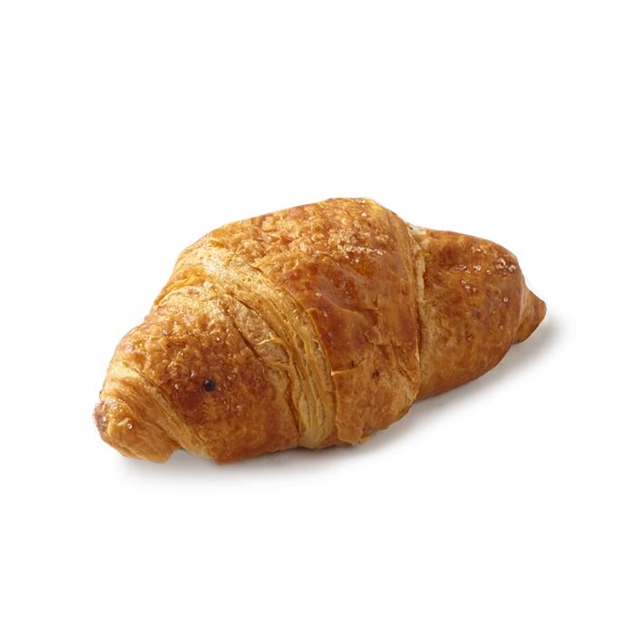 Croissant suiker