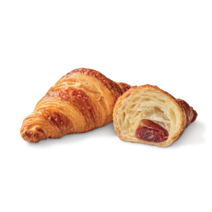 Croissant framboos