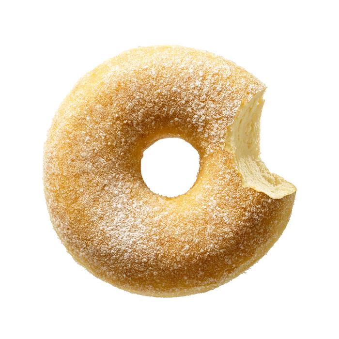 Donut suiker