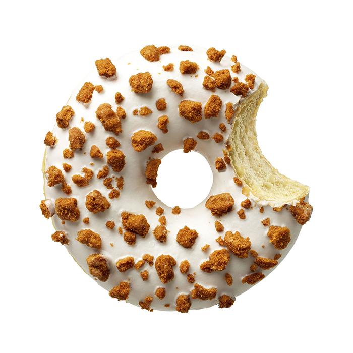 Donut speculoos