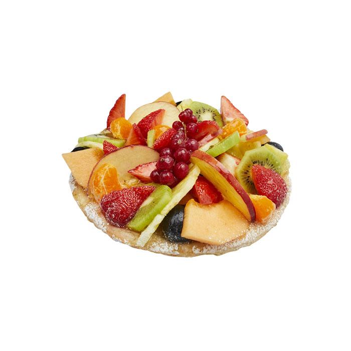 Fruittaart met bladerdeeg - 6 pers.