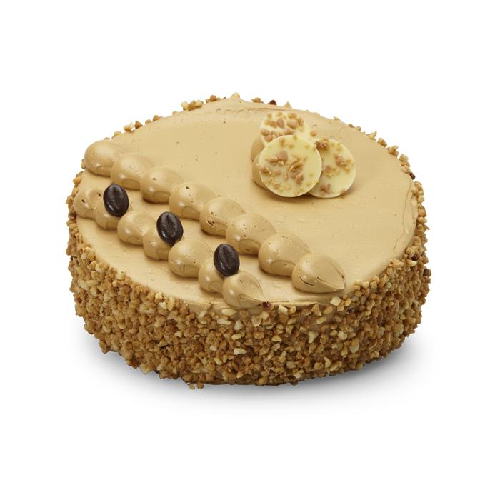 Mokka-biscuit - 6 pers.